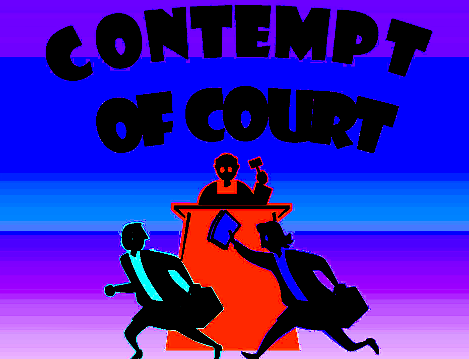 contempt of court